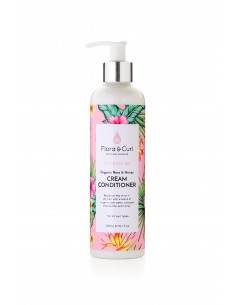 Organic Rose & Honey Cream Conditioner (300ml)