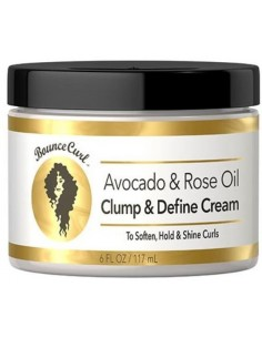 Define Cream Avocado & Rose Oil Clump and Bounce Curl  6oz