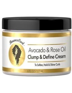 Define Cream Avocado & Rose Oil Clump and Bounce Curl  6oz