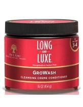 GroWash Long & Luxe As I Am 454ml.