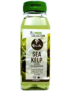 Champú The Green Collection Sea Kelp Curl Cleanser Curls 8oz