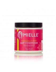 Mascarilla Babassu Oil & Mint Deep Conditiones Mielle Organics