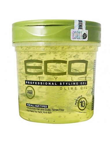 Gel Olive Oil Professional Styling Eco Styler 908ml