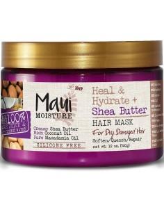 Mascarilla Heal And Hydrate + Shea Butter Maui 12oz