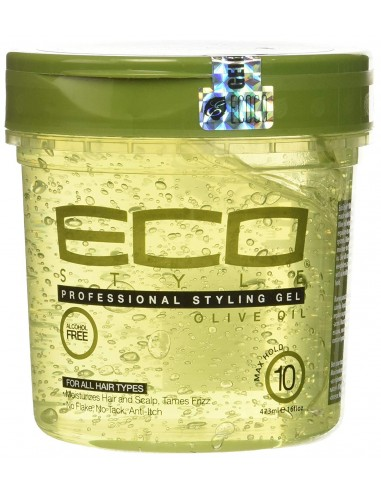 Gel Eco Styler Olive Oil Professional...