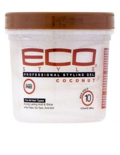 Gel Coconut Oil Professional Styling Eco Styler 8oz 235ml