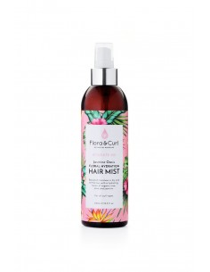 Spray Jasmine Oasis Hydrating Hair Mist Flora And Mist 250ml