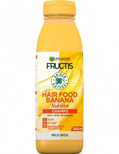 Champú Fructis Hair Food Banana...