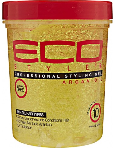 Gel Eco Styler Argan Oil Professional...