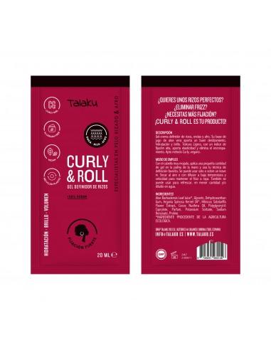 Sachet Gel Curly & Roll Talaku 20ml