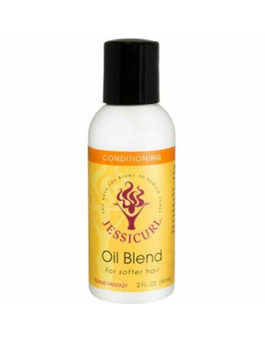 MINI Aceite Oil Blend for Softer Hair...