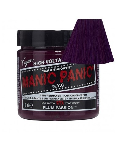 Manic Panic Plum Passion 118ml