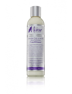 The Mane Choice Heavenly Halo Herbal Hair Tonic & Soy Milk Deep Hydration Acondicionador 8oz