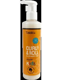 Gel Curly & Roll KIDS Talaku 250ml