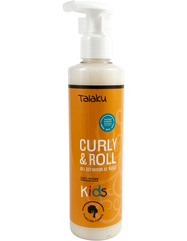 Gel Curly & Roll KIDS Talaku 250ml