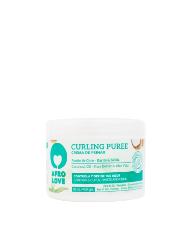 Afro Love Crema De Peinado Curling Puree 235g