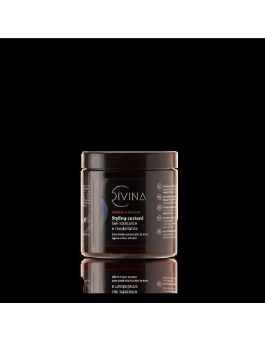 Gel Fijador Custard Hidratante Divina BLK 250ml