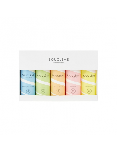 Boucleme Set Regalo Discovery Gift Set
