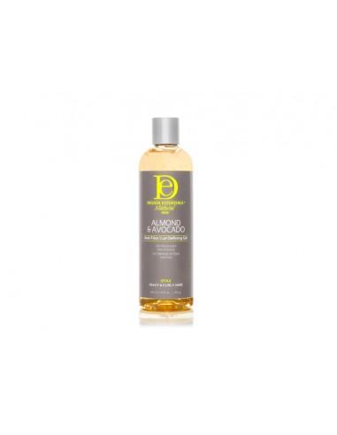 Design Essentials Almond & Avocado Curl Defining Gel 345g