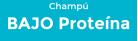 Bajo Proteina Champú