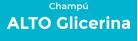 Alto Glicerina Champú