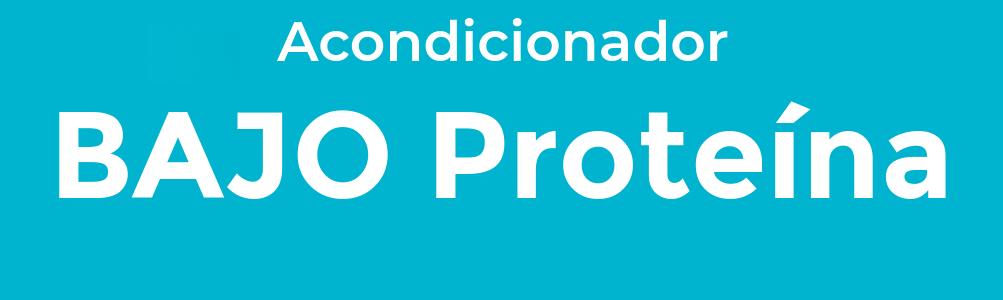 acondicionador bajo en proteína