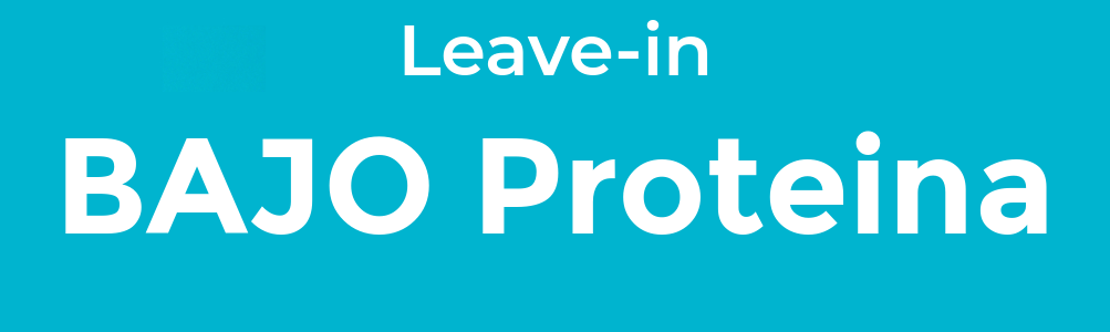 Bajo Proteina Leave-in