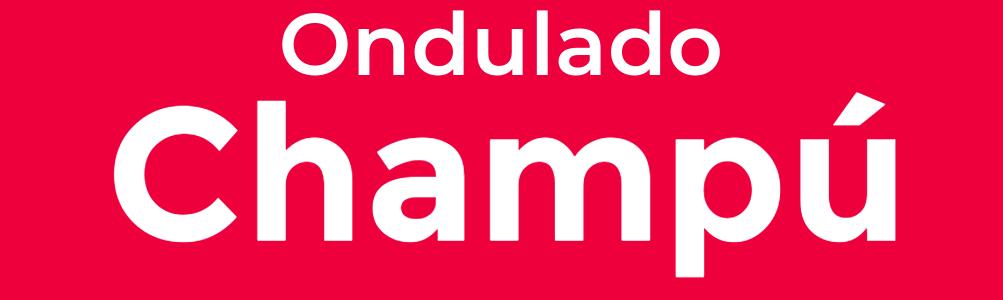 Champú Ondulado