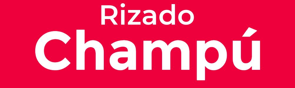 Champú Rizado