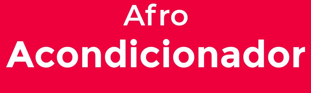 Acondicionador Afro