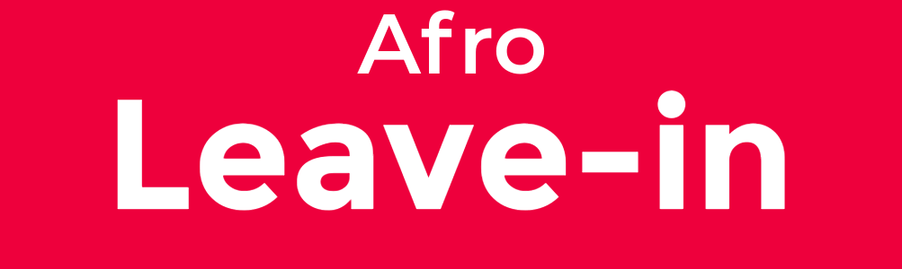 Leave-in Afro