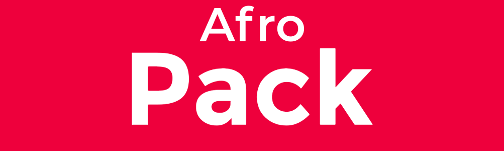 Pack Afro