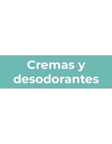 Cremas y desodorantes